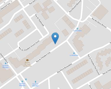 Adresse Caf du Nord - Point relais de Wattrelos