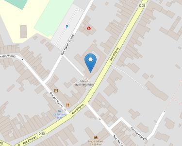 Adresse Caf du Nord - Point relais de Bailleul