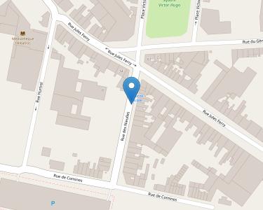 Adresse Caf du Nord - Point relais d'Armentières