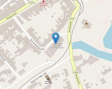 Adresse Caf du Nord - Point relais de Fresnes-sur-Escaut