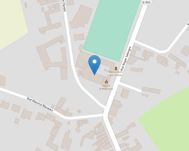 Adresse Caf du Nord - Point relais de Hélesmes