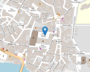 Adresse Caf de Tarn-et-Garonne - MSAP de Saint-Antonin-Noble-Val
