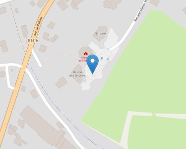 Adresse Caf de l'Indre - MSAP d'Aigurande