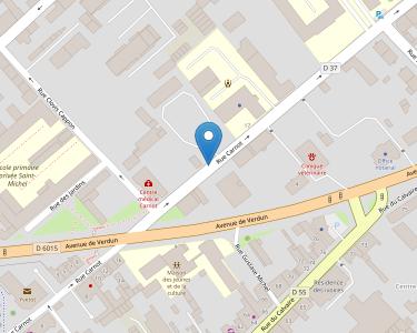Adresse Caf de Seine-Maritime - Point relais d'Yetot
