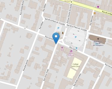 Adresse Caf de l'Aeyron - Point relais de Capdenac