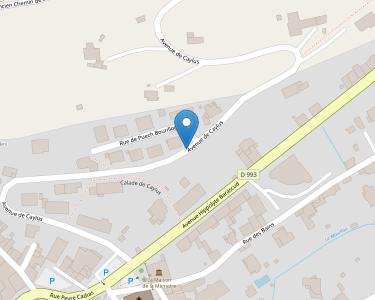 Adresse Caf de l'Aeyron - Point relais de Saint-Affrique