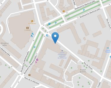 Adresse Caf du Morbihan - Point d'accueil de Lorient