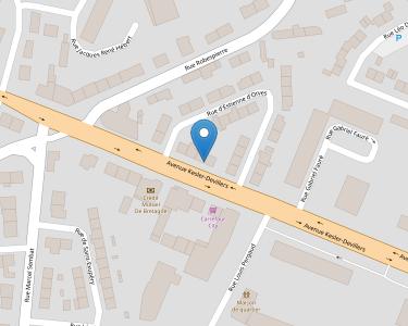 Adresse Caf du Morbihan - Point relais de Lanester