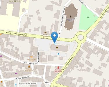 Adresse Caf d'Ille-et Vilaine - Point relais de Janzé