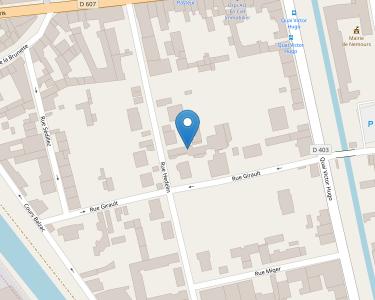 Adresse CCAS DE NEMOURS