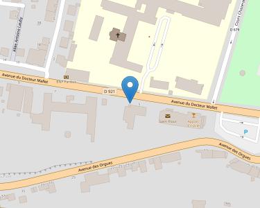 Adresse Caf du Cantal - Point relais de Saint-Flour