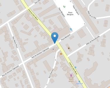 Adresse Caf du Puy-de-Dôme - Accueil de Clermont-Ferrand - Quartier des Salins