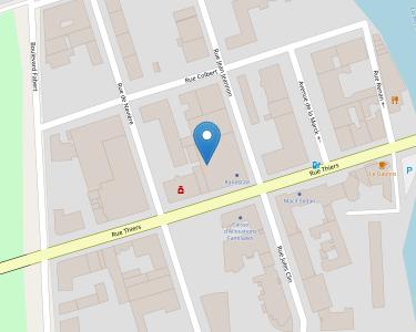 Adresse Caf des Ardennes - Point relais de Sedan