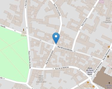 Adresse Caf du Calados - Point relais de Bayeux