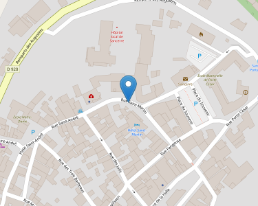 Adresse Caf du Cher - Point relais de Sancerre