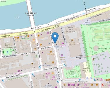 Adresse Caf de l'Isère - Point relais de Grenoble