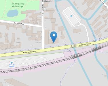 Adresse Caf de l'Eure - Accueil de Bernay