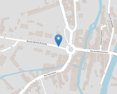 Adresse Caf de l'Eure - MSAP de Brionne