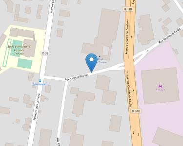 Adresse CPAM de Creuse - siège de Guéret