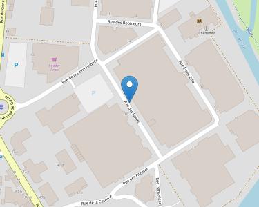Adresse CPAM du Bas-Rhin - accueil d'Erstein