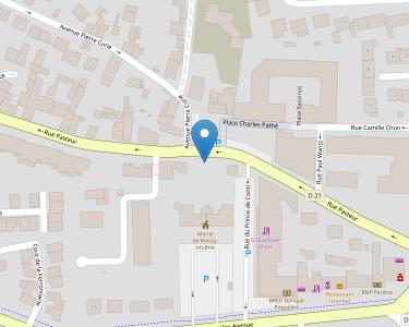 Adresse CCAS DE ROISSY-EN-BRIE