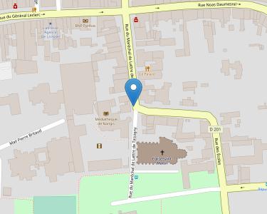 Adresse CCAS DE NANGIS