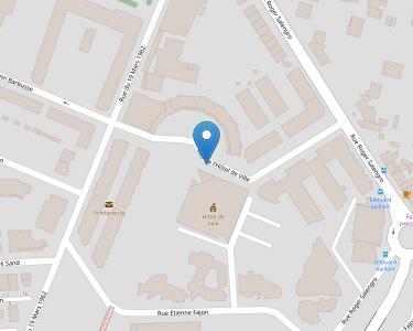 Adresse CPAM de Seine-Saint-Denis - accueil de Villetaneuse