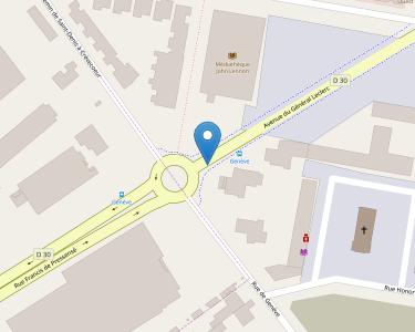 Adresse CPAM de Seine-Saint-Denis - accueil de La Courneue