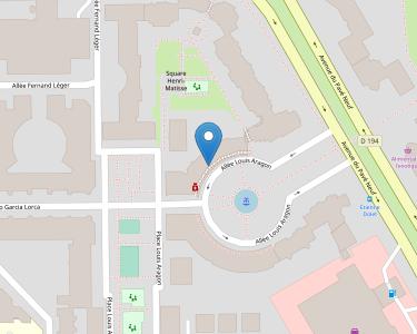 Adresse CPAM de Seine-Saint-Denis - accueil de Noisy-le-Grand