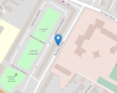Adresse CPAM de Seine-Saint-Denis - accueil de Drancy