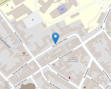 Adresse CPAM de l'Orne - accueil d'Argentan