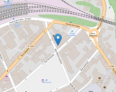 Adresse CPAM de l'Ain - accueil de Bellegarde-sur-Valserine