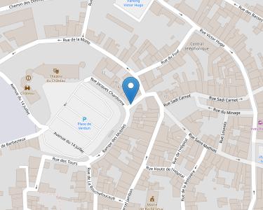 Adresse CPAM de la Charente - accueil de Barbezieux-Saint-Hilaire