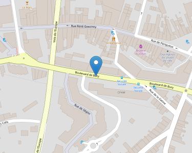 Adresse CPAM de Charente - siège d'Angoulême
