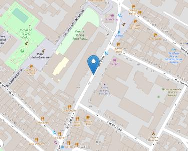 Adresse CPAM de Paris - accueil de Plaisance
