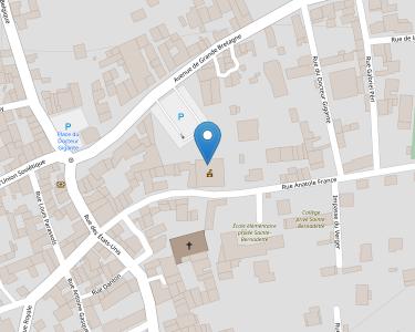 Adresse CPAM de Haute-Loire - accueil de Sainte-Florine