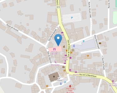 Adresse CPAM de Haute-Loire - accueil de Retournac