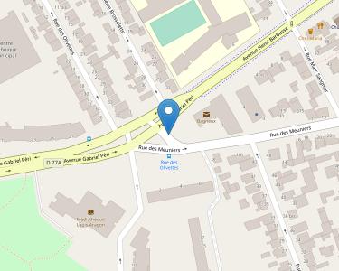 Adresse CPAM des Hauts-de-Seine - accueil de Bagneux