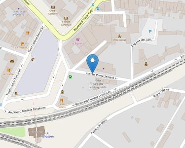 Adresse CPAM des Bouches-du-Rhône - Permanence Tarascon