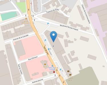 Adresse CPAM des Bouches-du-Rhône - Agence Saint-Louis