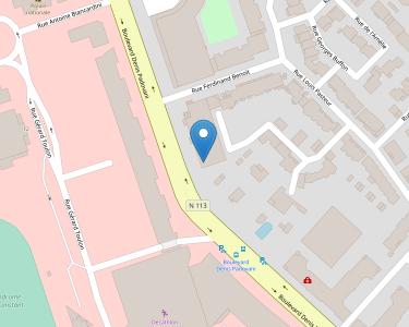 Adresse CPAM des Bouches-du-Rhône - Permanence Vitrolles