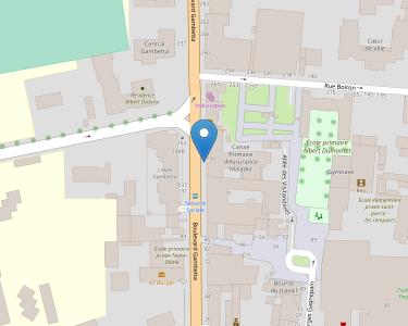 Adresse CPAM du Rhône - accueil de Villefranche-sur-Saône