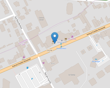 Adresse CPAM de la Seine-et-Marne - accueil d'Aon