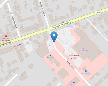 Adresse CPAM de Seine-et-Marne - accueil de Gretz-Armainilliers