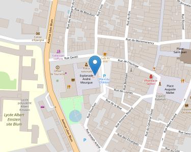 Adresse CPAM du Gard - accueil de Bagnols-sur-Cèze
