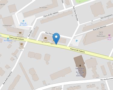 Adresse CPAM du Gard - accueil de Nîmes - Est