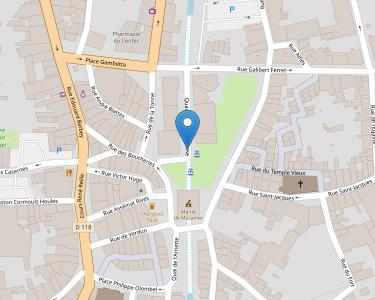 Adresse CPAM du Tarn - accueil de Mazamet
