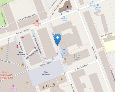 Adresse CPAM de l'Essonne - accueil de Massy