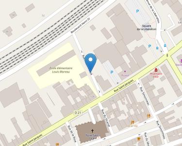 Adresse CPAM de l'Essonne - accueil d'Étampes