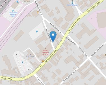 Adresse CPAM de l'Essonne - accueil de Corbeil-Essonnes